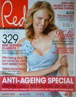 Red magazine - October 2004