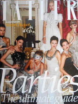 Tatler supplement - Parties The Ultimate Guide (December 2006)