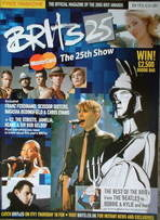 Brit Awards magazine 2005