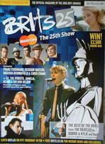 Brit Awards magazine 2005