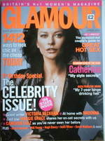 <!--2006-04-->Glamour magazine - Catherine Zeta Jones cover (April 2006)