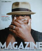 <!--2008-01-05-->The Times magazine - Lenny Henry cover (5 January 2008)