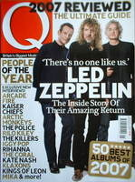 <!--2008-01-->Q magazine - Led Zeppelin cover (January 2008)