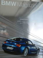 BMW car magazine - Spring 2006