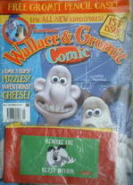 <!--2005-10-->Wallace & Gromit comic magazine (October 2005, Issue 1)