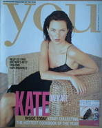 You magazine - Kate Moss cover (13 September 1998)