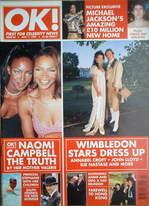 OK! magazine (11 July 1997 - Issue 67)