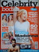 Celebrity bodies magazine - Madonna cover (Summer 2001)