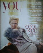 <!--2004-08-01-->You magazine - Jodie Kidd cover (1 August 2004)