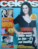 Celebs magazine - Jill Halfpenny cover (19 March 2006)
