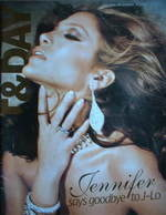 Night & Day magazine - Jennifer Lopez cover (2 January 2005)