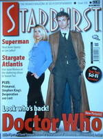 Starburst magazine - David Tennant & Billie Piper cover (May 2006, Issue 336)