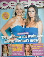 Celebs magazine - Bananarama cover (20 November 2005)