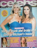 <!--2005-11-20-->Celebs magazine - Bananarama cover (20 November 2005)