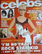 Celebs magazine - Kimberly Stewart cover (15 April 2007)