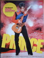 The Observer Music Monthly magazine - February 2006 - Prince cover