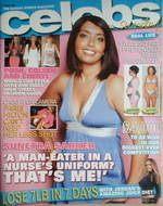<!--2006-07-09-->Celebs magazine - Sunetra Sarker cover (9 July 2006)