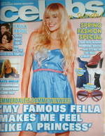 <!--2008-03-09-->Celebs magazine - Sammy Winward cover (9 March 2008)