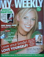 My Weekly magazine (10 March 2007)