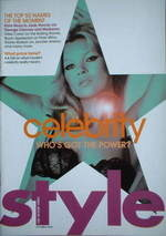 <!--2006-10-08-->Style magazine - Kate Moss cover (8 October 2006)