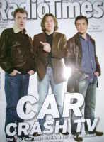 <!--2007-01-27-->Radio Times magazine - Jeremy Clarkson, James May, Richard Hammond cover (27 January-2 February 2007)