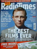 <!--2007-05-26-->Radio Times magazine - Daniel Craig cover (26 May - 1 June