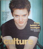 Culture magazine - Elijah Wood cover (14 August 2005)
