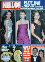 <!--2007-05-22-->Hello! magazine - Party Time cover (22 May 2007 - Issue 97