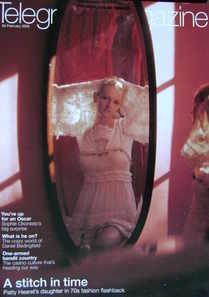 <!--2005-02-26-->Telegraph magazine - Lydia Hearst Shaw cover (26 February