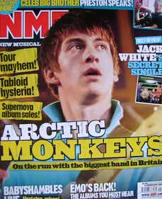 <!--2006-02-04-->NME magazine - Arctic Monkeys cover (4 February 2006)