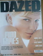 <!--2004-05-->Dazed & Confused magazine (May 2004 - Kirsten Dunst cover)