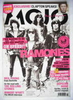 <!--2005-11-->MOJO magazine - The Ramones cover (November 2005 - Issue 144)