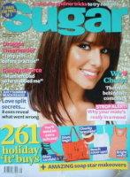 <!--2008-09-->Sugar magazine - Cheryl Cole cover (September 2008)