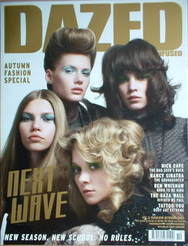 <!--2004-10-->Dazed & Confused magazine (October 2004)