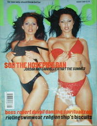 <!--1998-08-->Loaded magazine - Jordan & Gabrielle Richens cover (August 19