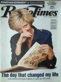 <!--1996-07-27-->Radio Times magazine - Christina Hance (Princess Diana LOO