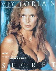 Victoria's Secret catalogue - Heidi Klum cover (Autumn 2000, Vol 2 No 1)