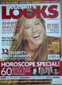 Celebrity Looks magazine - Jennifer Aniston cover (August 2001)