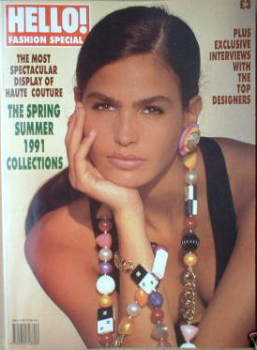 Hello! Fashion magazine - Spring/Summer 1991