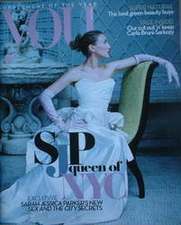 <!--2008-05-11-->You magazine - Sarah Jessica Parker cover (11 May 2008)