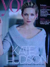 <!--2008-07-27-->You magazine - Kate Hudson cover (27 July 2008)