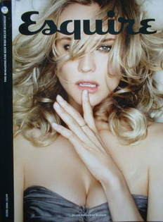 <!--2008-06-->Esquire magazine - Diane Kruger cover (June 2008)