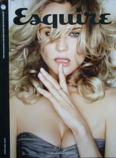 Esquire magazine - Diane Kruger cover (June 2008)