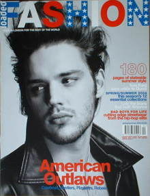 <!--2004-04-->Loaded Fashion magazine (Spring/Summer 2004 - Cover 2)