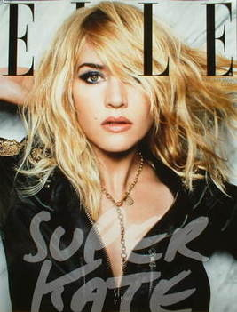 <!--2009-02-->British Elle magazine - February 2009 - Kate Winslet cover (S