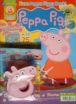 <!--2009-03-->Peppa Pig magazine - No. 35 (March 2009)