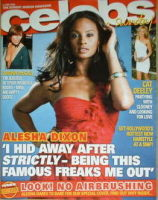 <!--2008-06-08-->Celebs magazine - Alesha Dixon cover (8 June 2008)