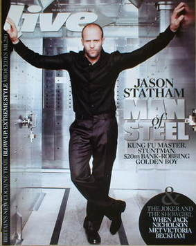 <!--2008-02-03-->Live magazine - Jason Statham cover (3 February 2008)