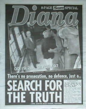 The Sun newspaper supplement - 3 October 2007