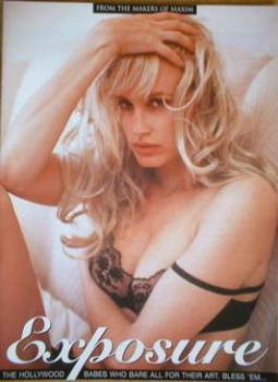 MAXIM supplement - Exposure (Daryl Hannah cover) (November 1996)